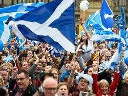 В Шотландии начался референдум о независимости