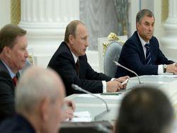 Новость на Newsland: Путин призвал власти регионов страны затянуть пояса