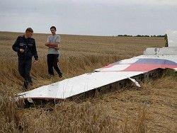 Новость на Newsland: Бундестаг обнародовал данные о катастрофе Боинга 777