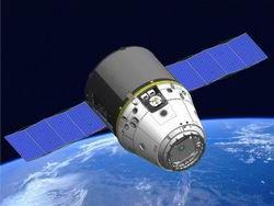 Космический грузовик Dragon отправился на МКС