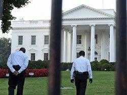 Новость на Newsland: Охрану Белого дома усилили после двух инцидентов
