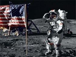 NVIDIA доказала высадку астронавтов на Луну