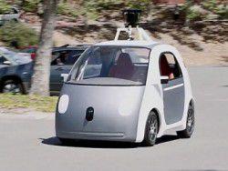 Google расписался в бессилии при создании автомобилей