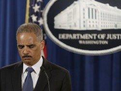 Новость на Newsland: Генеральный прокурор США Эрик Холдер уйдет в отставку