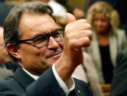 Новость на Newsland: Глава Каталонии объявил о проведении референдума о независимости