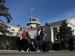 Новость на Newsland: Аэропорт Симферополь прекратил международные рейсы