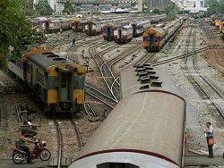 Новость на Newsland: Китай выделил $27,7 млрд на железные дороги к границе с РФ