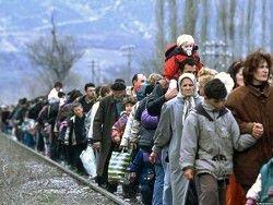 Новость на Newsland: Число беженцев в Россию из Украины будет 1,5 млн человек