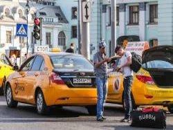 Новость на Newsland: Таксисты всей России получат право работать в Москве