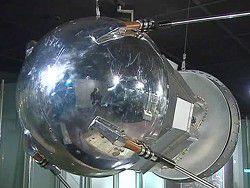 Новость на Newsland: Россия празднует день начала космической эры