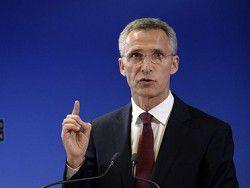 Новость на Newsland: Генсек НАТО пообещал размещать войска