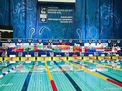 В Москве прошёл этап Кубка мира по плаванию