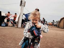Новость на Newsland: Положение украинских беженцев в России становится критическим