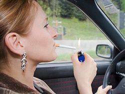 Новость на Newsland: Депутаты намерены запретить курение в автомобиле