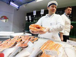 Новость на Newsland: РЖД сняла с себя ответственность за подорожание рыбы в Москве
