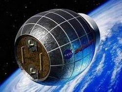 МКС получит новый надувной модуль BEAM