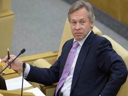 """Пушков назвал """"несуразными"""" условия Украины по газу"""