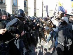 Новость на Newsland: Аваков: жалости к митингующим