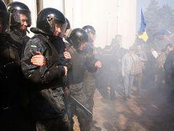 """Новость на Newsland: """"Правый сектор"""" отказался подчиняться Киеву"""