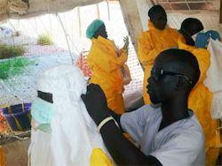 Новость на Newsland: ВОЗ: от лихорадки Эбола умерли уже 4447 человек
