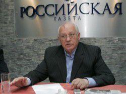 Новость на Newsland: Михаил Горбачев: я против любых стен