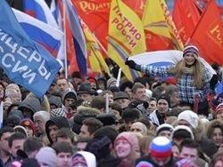Новость на Newsland: Россияне с легкостью переносят западные санкции