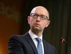 Новость на Newsland: Яценюк предложил ввести визы для россиян