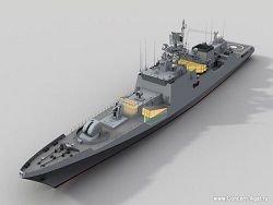 Флот России пополнят корабли с модульным оружием