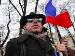 Новость на Newsland: В Петербурге проходят пикеты в поддержку Андрея Макаревича