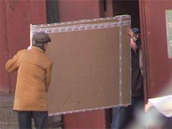 Новость на Newsland: Коллекцию на 50 млн долларов доставили в Петропавловскую крепость