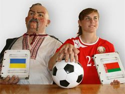 Новость на Newsland: Как украинцы в Беларусь на футбол ездили