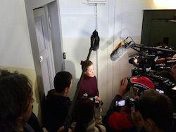 Новость на Newsland: Закончился обыск в квартире Гайдар