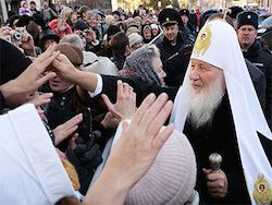 Новость на Newsland: В РПЦ открестились от перекрытий улиц Саратова