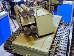 Подмосковье: аэромобильные роботы вышли на учения