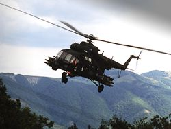 Российские ВВС получат свыше 120 вертолетов в 2014 году