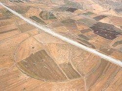 Тайна больших кругов в Иордании озадачила ученых