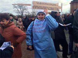 Новость на Newsland: На митинг врачей в Москве пришли более 6 тысяч человек
