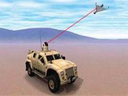 Китай испытал лазерные установки для уничтожения дронов
