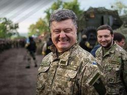 Новость на Newsland: Порошенко обещает защитить Харьков и Днепропетровск