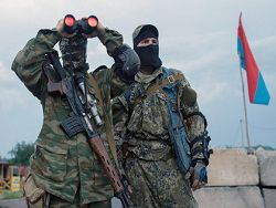 Ополченцы обещают $1 млн за голову шведского снайпера