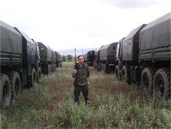 Новость на Newsland: СБУ: в Донбассе находятся 5 тысяч российских военных
