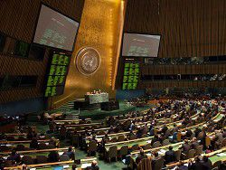 Новость на Newsland: Жуков: Олимпиада в Сочи удостоена высокой оценки ГА ООН
