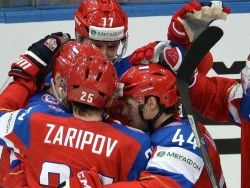 Новость на Newsland: Сборная России по хоккею обыграла Чехию в матче кубка