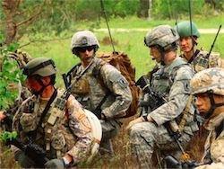 Новость на Newsland: В Эстонии начались штабные учения сил быстрого реагирования НАТО