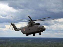 Россия с Китаем разработают тяжелый вертолет