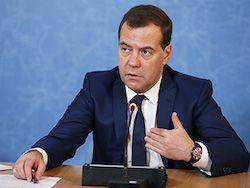 Новость на Newsland: Медведев призвал пересмотреть бюджет на следующий год