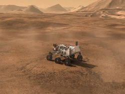 Марсоходы станут быстрее
