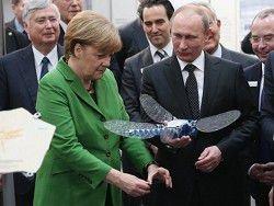 Новость на Newsland: Меркель призвала Запад продолжить диалог с Путиным