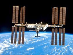 Новость на Newsland: Россия будет строить собственную космическую станцию