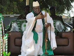 Новость на Newsland: Президент Гамбии ввел пожизненное заключение за гомосексуализм